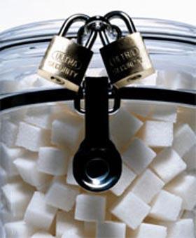При составлении пищевого рациона больному сахарным диабетом рекомендуют ограничить